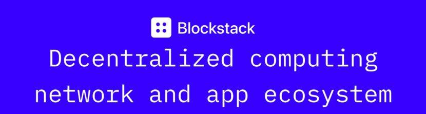Blockstack: Introducción