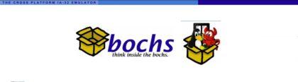 Bochs: Emulador de Sistemas Operativos de Código Abierto