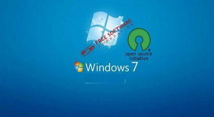 Windows 7 - FSF
