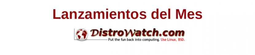 Enero 2020: DistroWatch