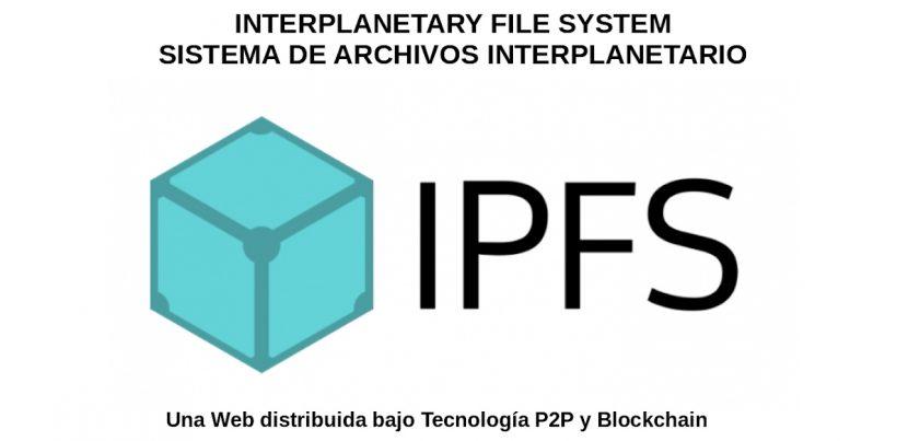 IPFS: Introducción
