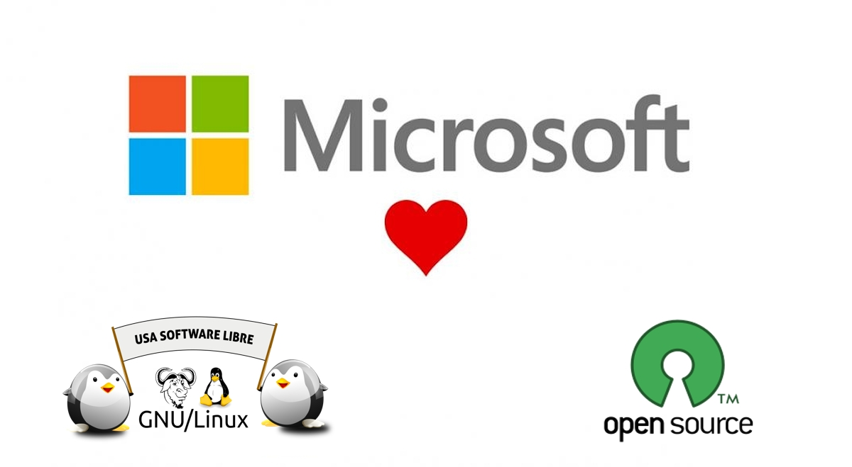 Licencias de Software Libre y Código Abierto de Microsoft