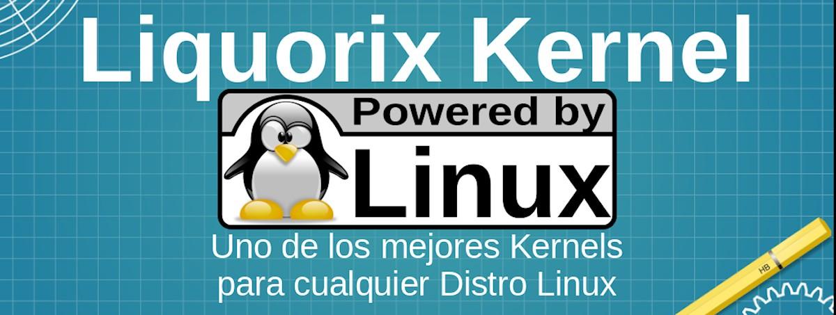 Liquorix Kernel: Uno de los mejores Kernels para cualquier Distro Linux