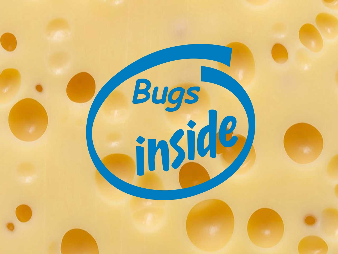 Bug Inside logo Intel