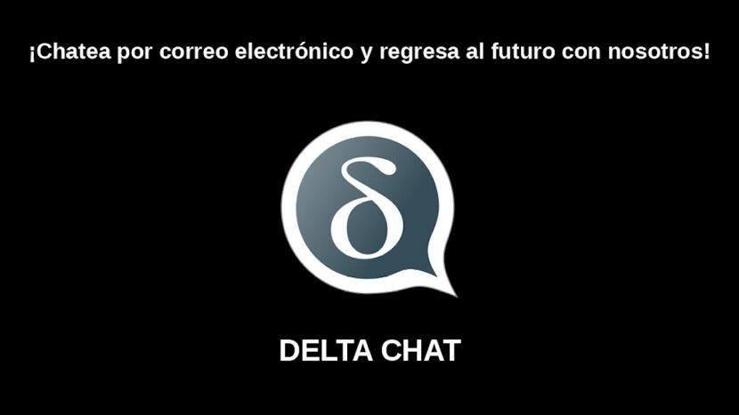 Delta Chat: La aplicación de mensajería libre y abierta basada en correos
