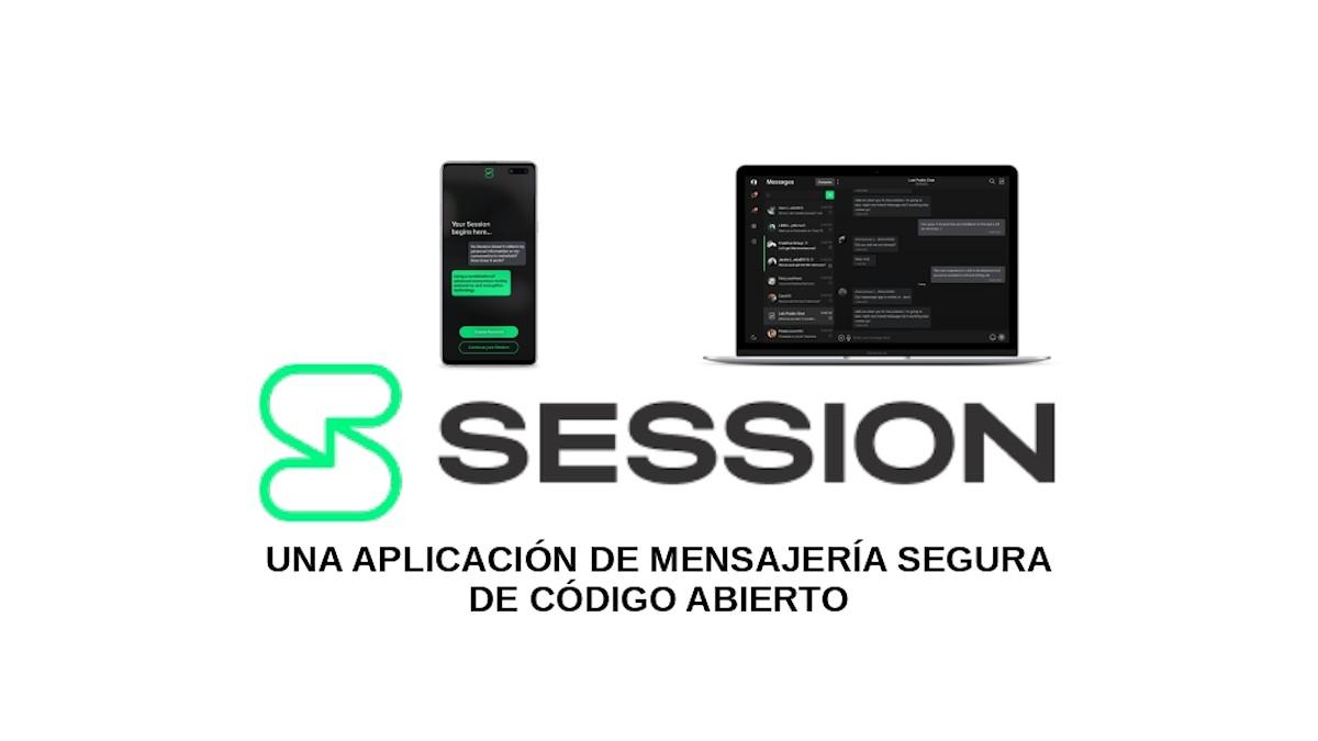 Session: Una aplicación de mensajería segura de código abierto