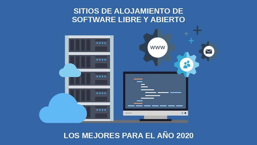 Sitios de Alojamiento de Software Libre y Abierto: Mejores para el 2020