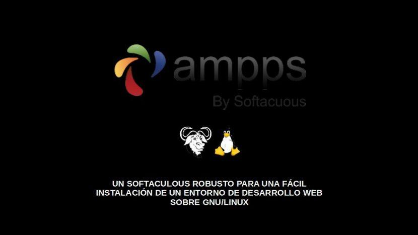 AMPPS: Un Softaculous de Entorno de desarrollo web sobre GNU/Linux