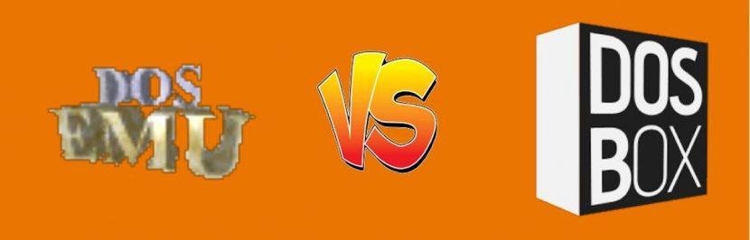 DOSEmu versus DOSBox