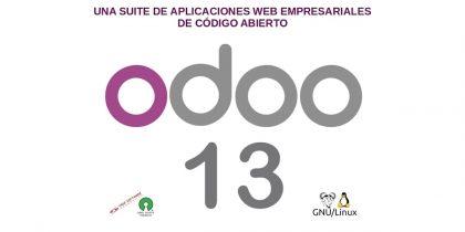 Odoo: Una suite de aplicaciones web empresariales de código abierto