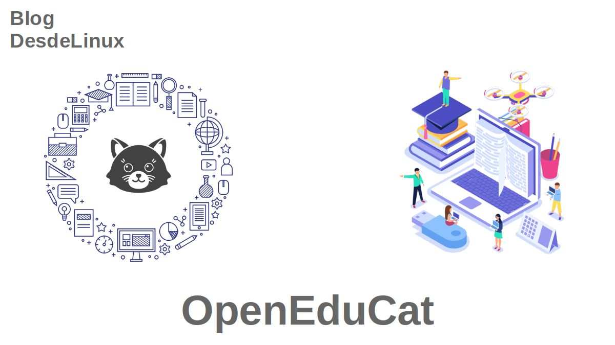 OpenEduCat: Contenido