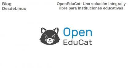 OpenEduCat: Una solución integral y libre para instituciones educativas