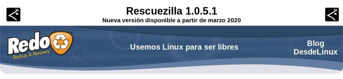 Rescuezilla 1.0.5.1: Contenido