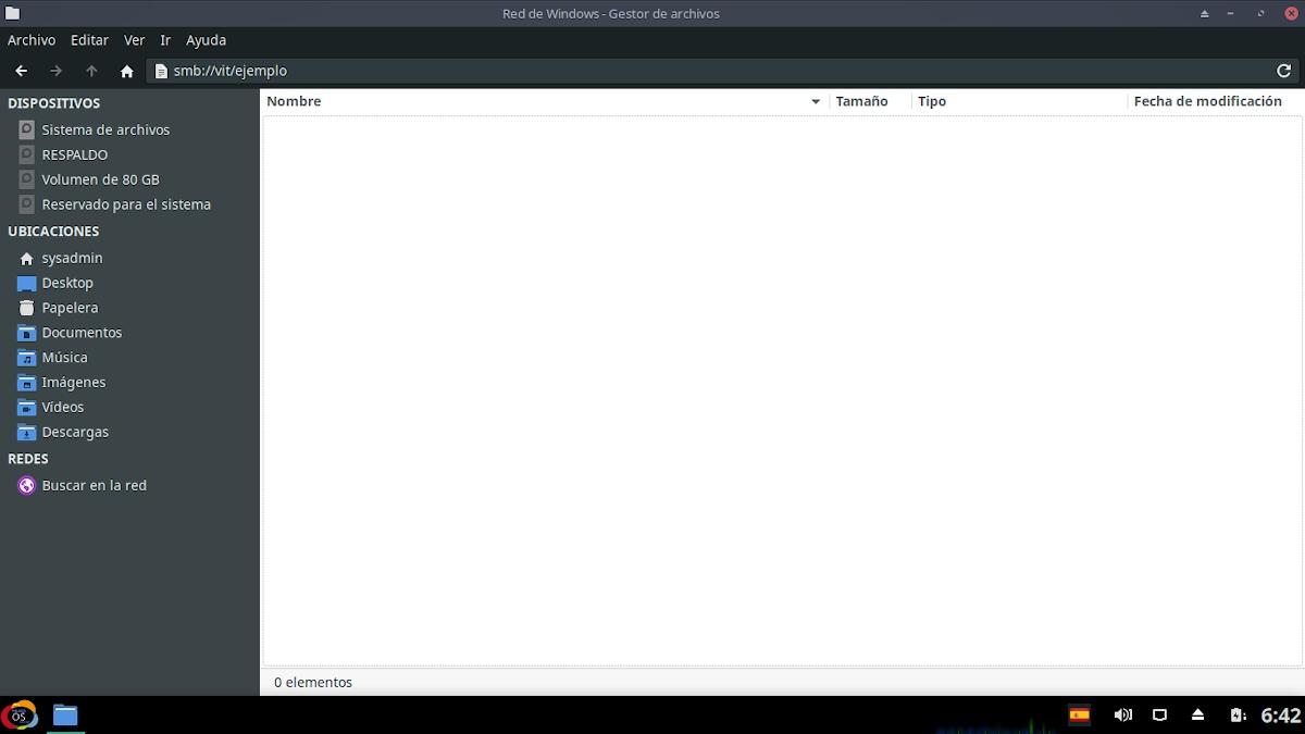 Windows 10: Activar Samba paso 5a