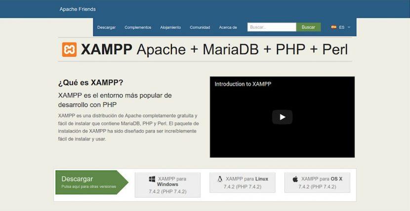 XAMPP: Introducción