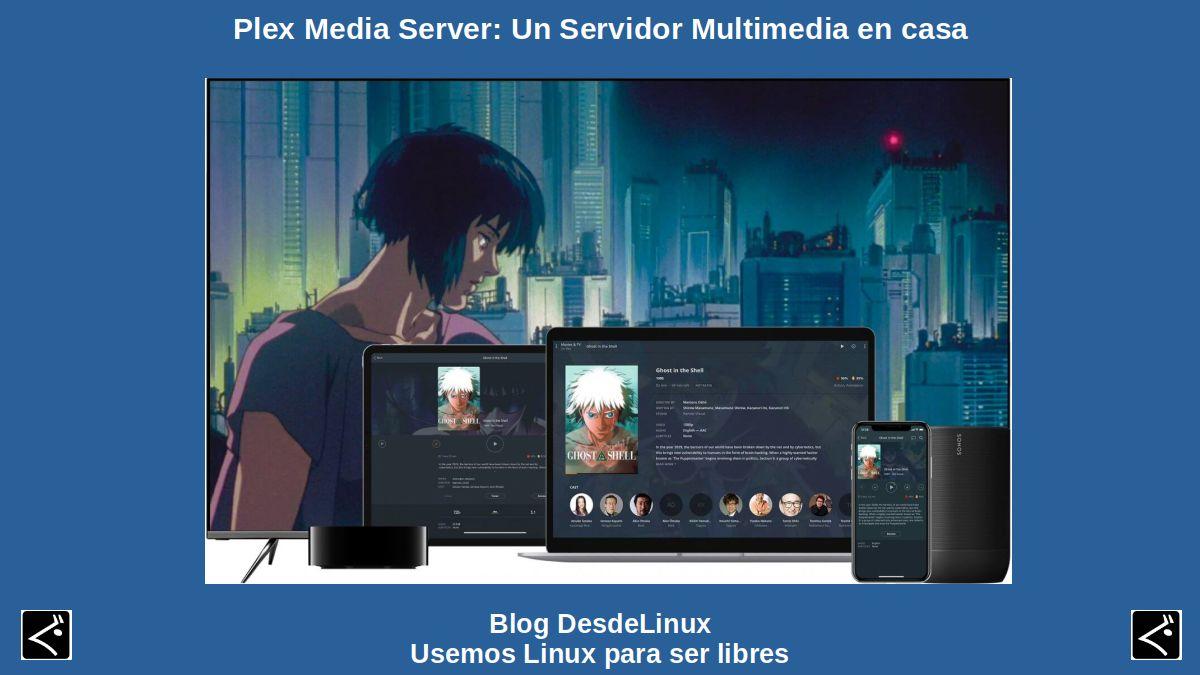 Plex Media Server: Un Servidor Multimedia en casa