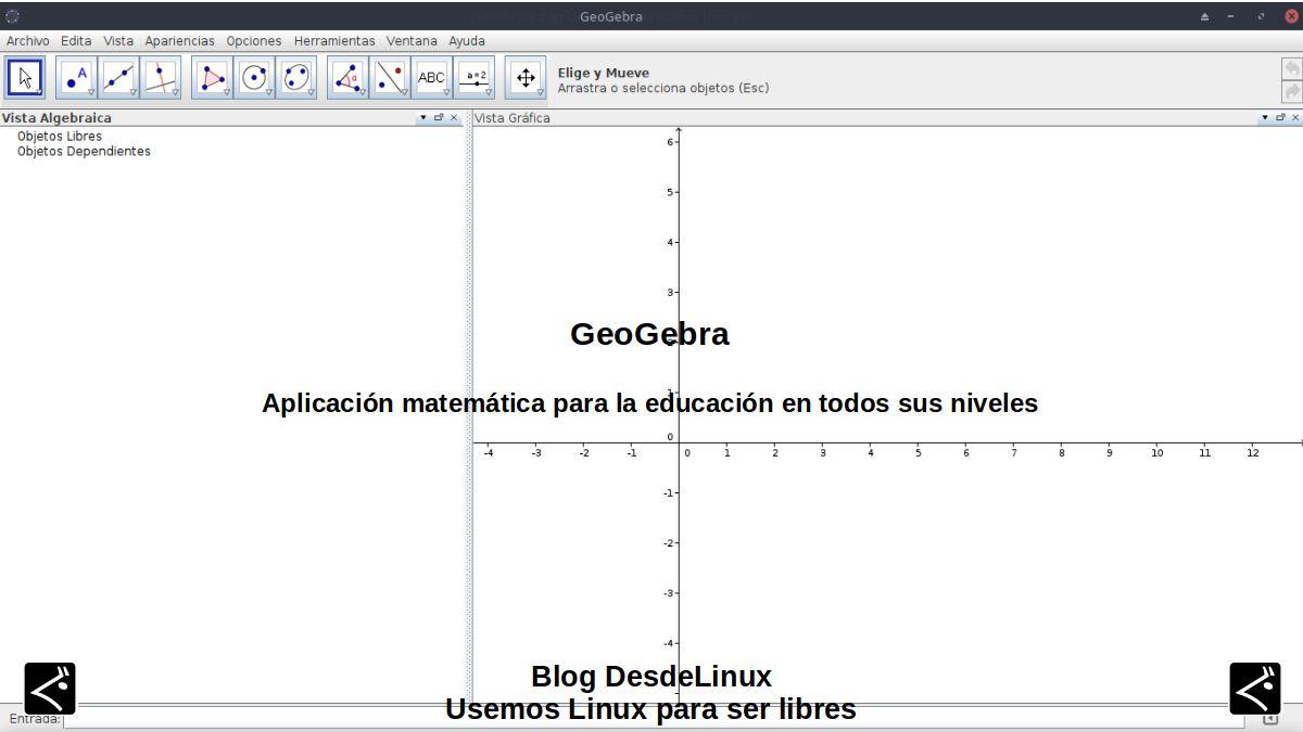 GeoGebra: Aplicación matemática para la educación en todos sus niveles