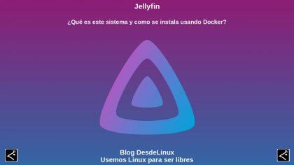 Jellyfin: ¿Qué es este sistema y como se instala usando Docker?