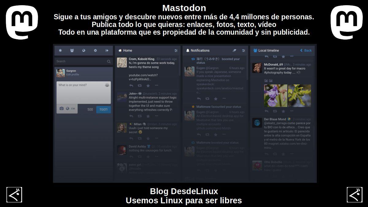Mastodon: Introducción