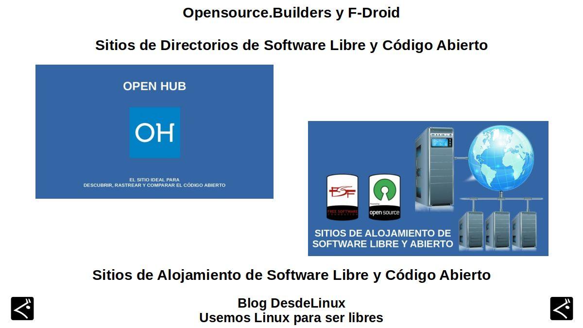 Opensource.Builders y F-Droid: Introducción