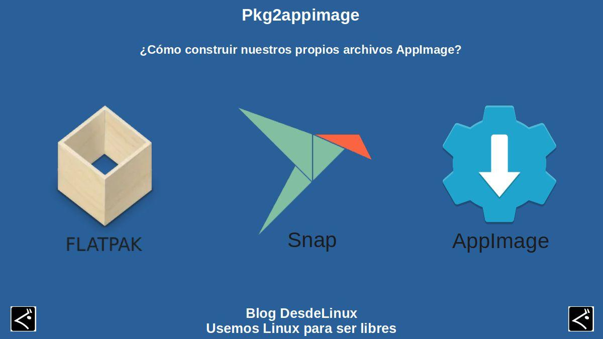 Pkg2appimage: Introducción