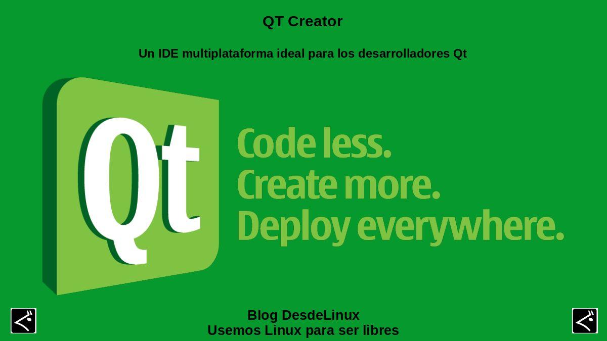 QT Creator: Contenido
