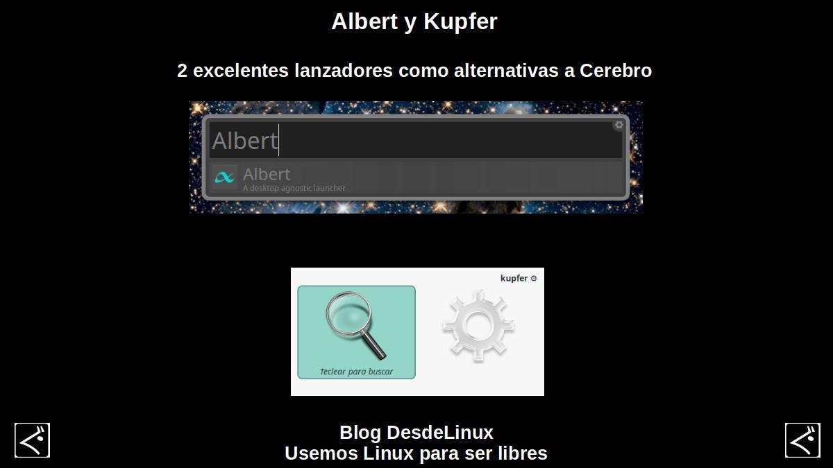 Albert y Kupfer: 2 excelentes lanzadores como alternativas a Cerebro