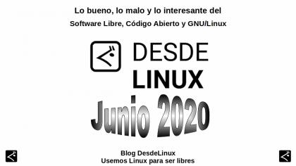 Junio 2020: Lo bueno, lo malo y lo interesante del Software Libre