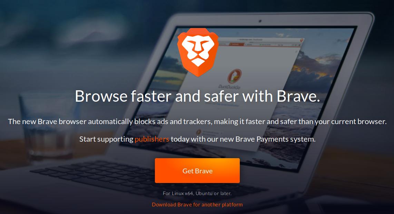 brave para ubuntu