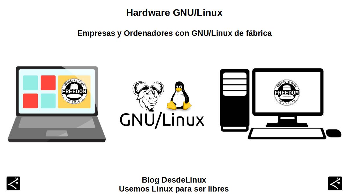 Hardware & GNU/Linux: Introducción