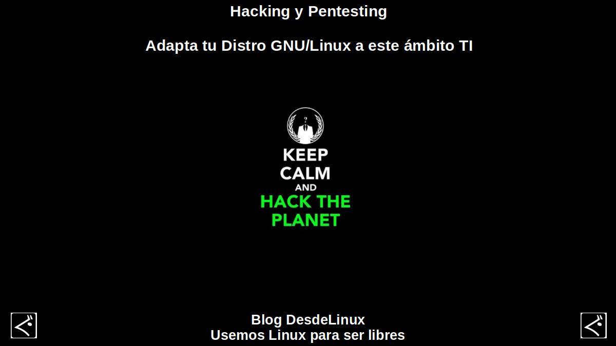 Hacking y Pentesting: Introducción