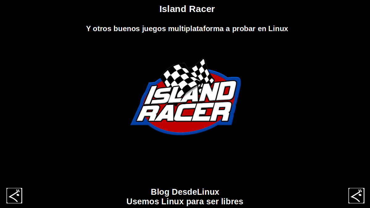 Island Racer y otros buenos juegos multiplataforma a probar en Linux