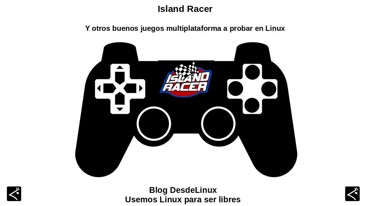 Island Racer: Introducción