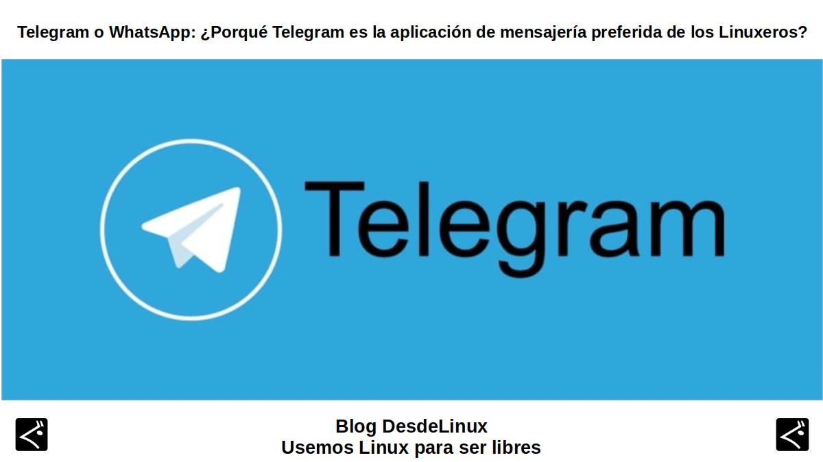 Telegram y Linuxeros: Introducción
