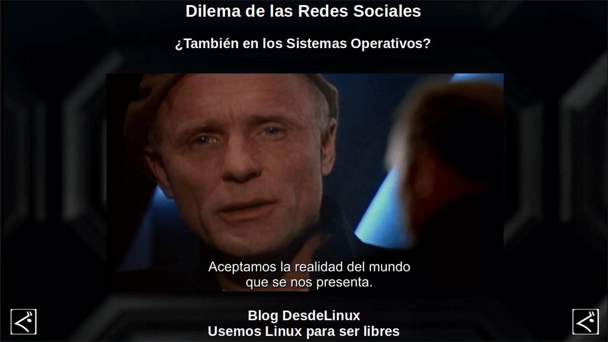 Dilema de las Redes Sociales: Contenido
