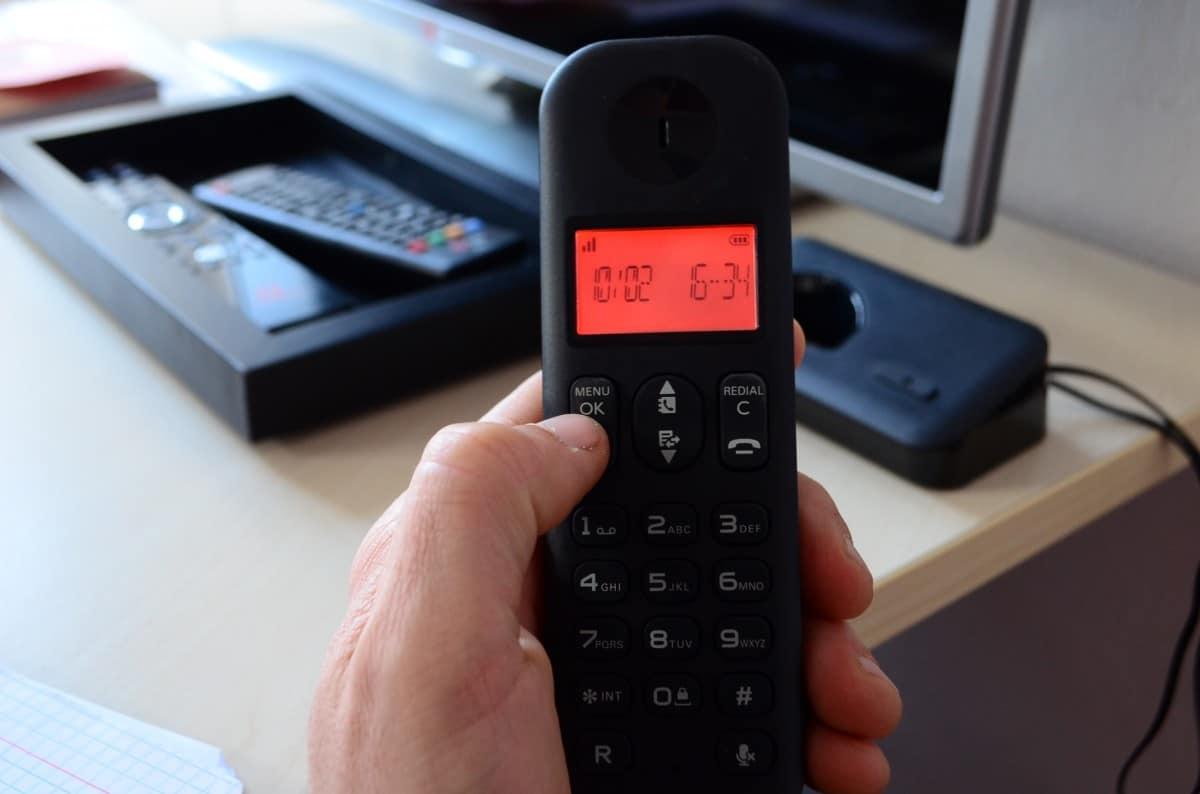 mejorar la seguridad en telefonos inalambricos
