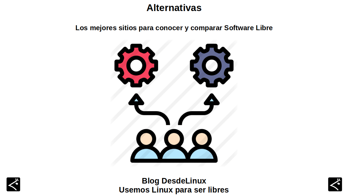 Alternativas para Software libre: Introducción