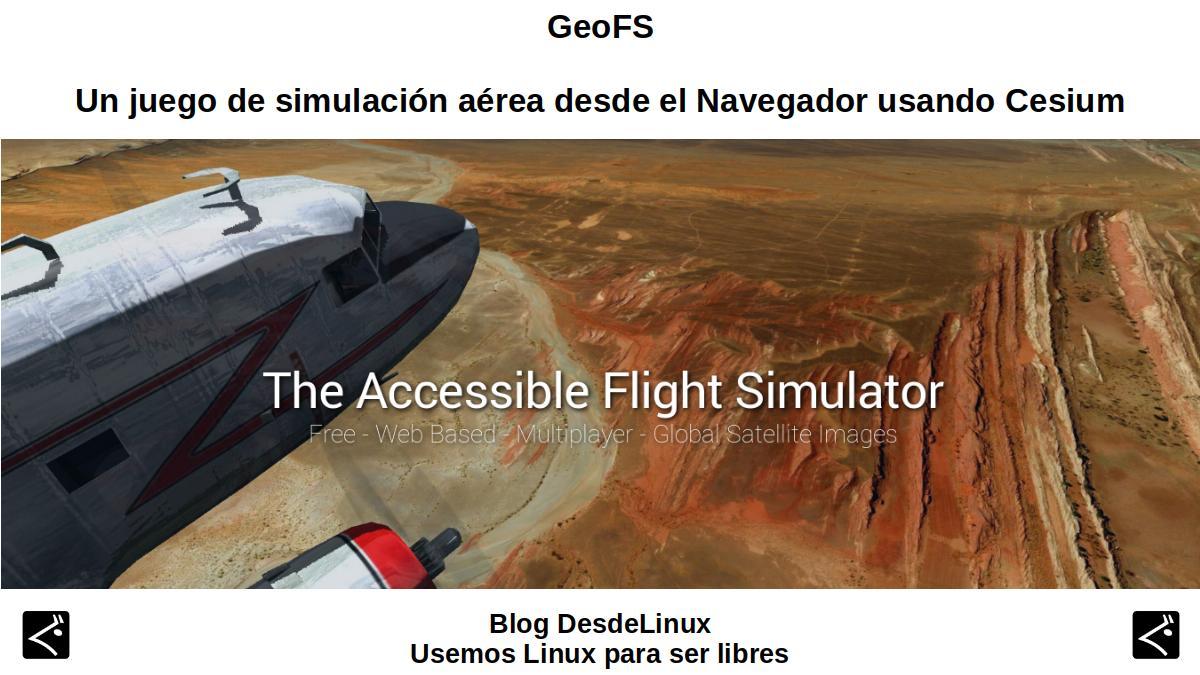 GeoFS: Contenido