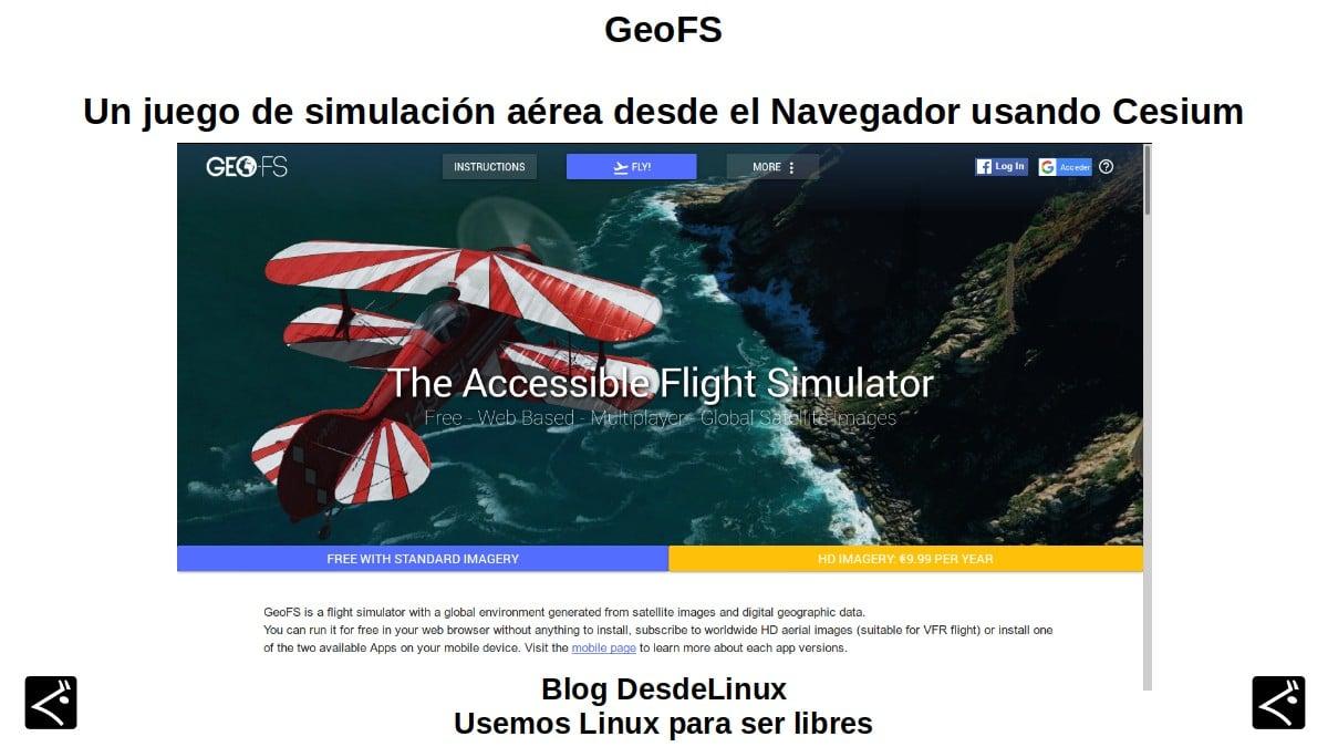 GeoFS: Introducción