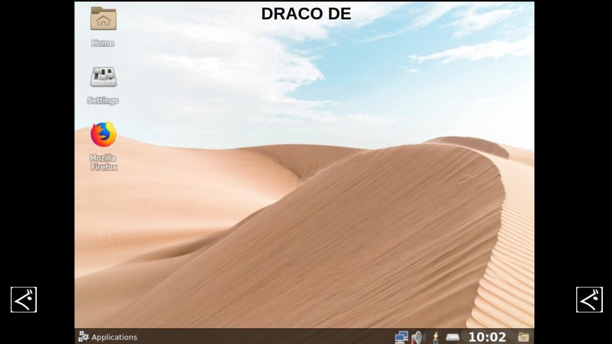 Draco: Pantallazo