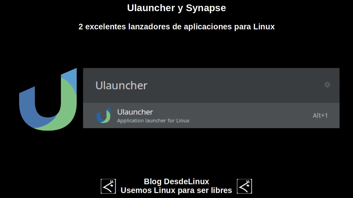 Ulauncher: Moderno lanzador