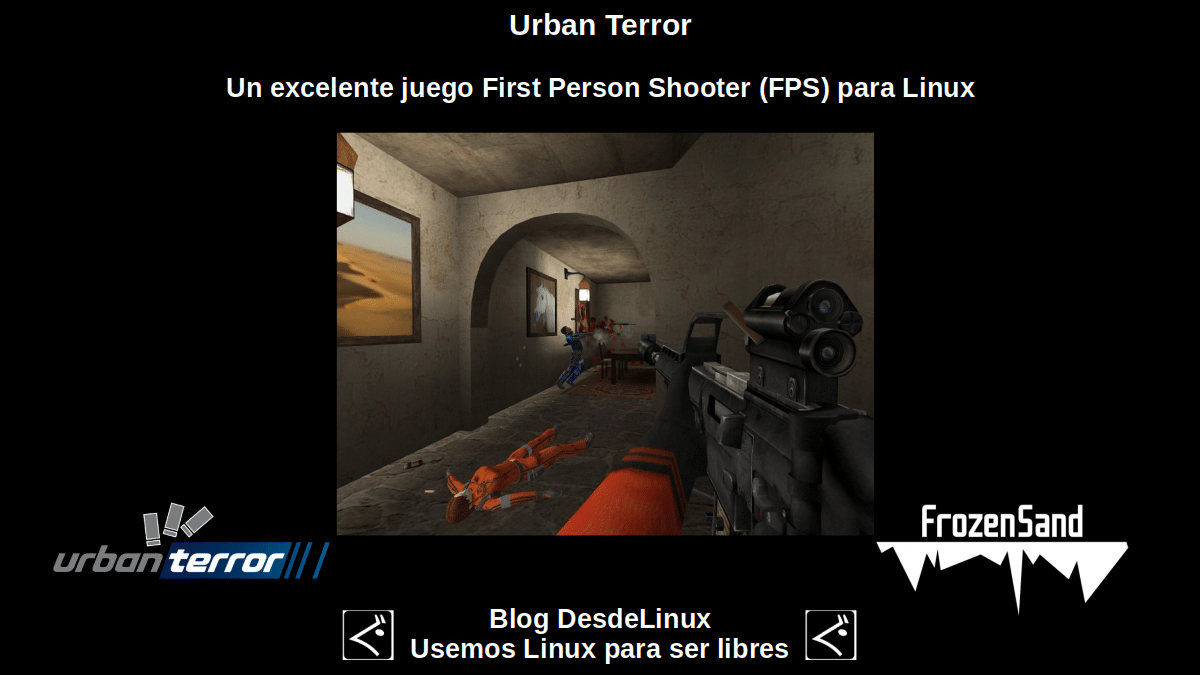 Urban Terror: Versión 4.3.4