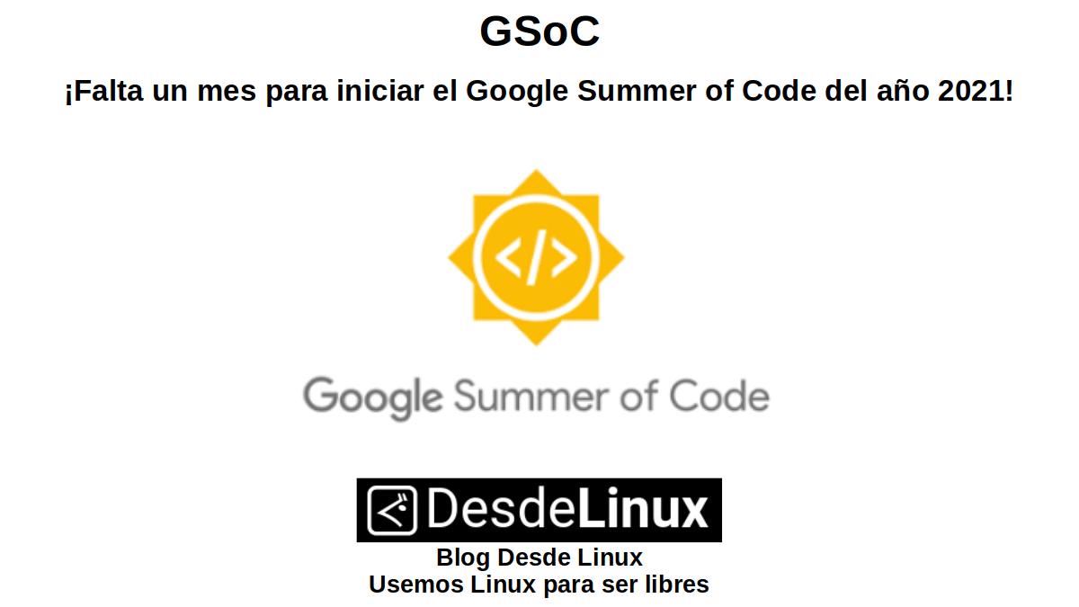 GSoC 2021: Introducción