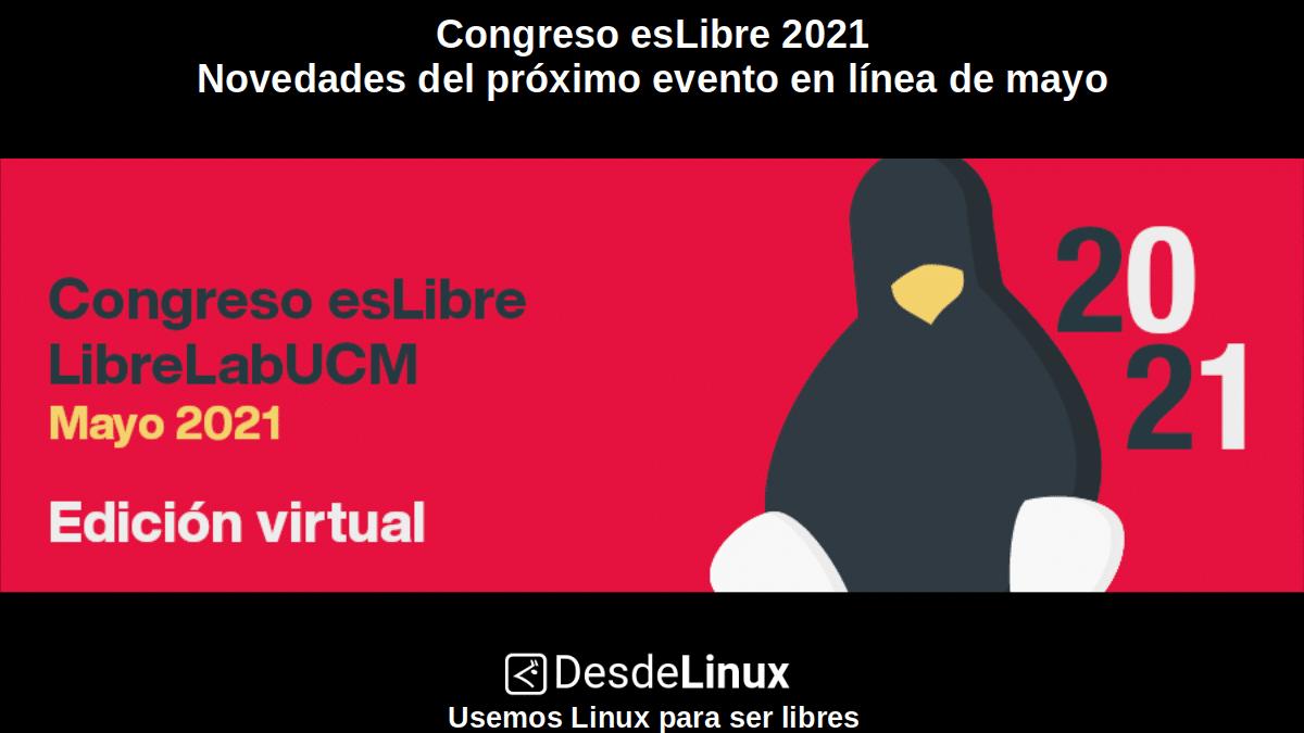 Congreso esLibre 2021: Contenido