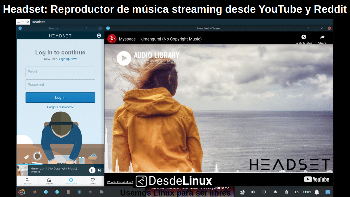 Headset: Pantallazo 3