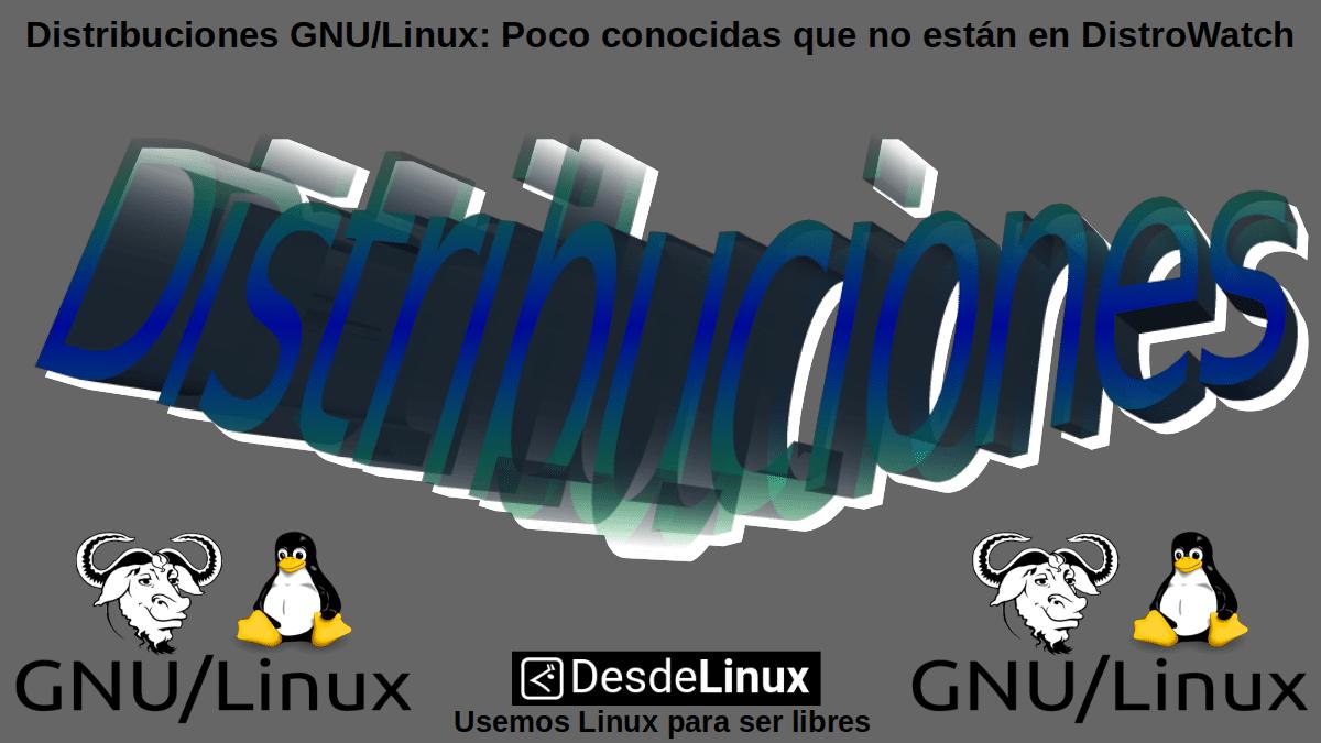 Distribuciones GNU/Linux: Contenido