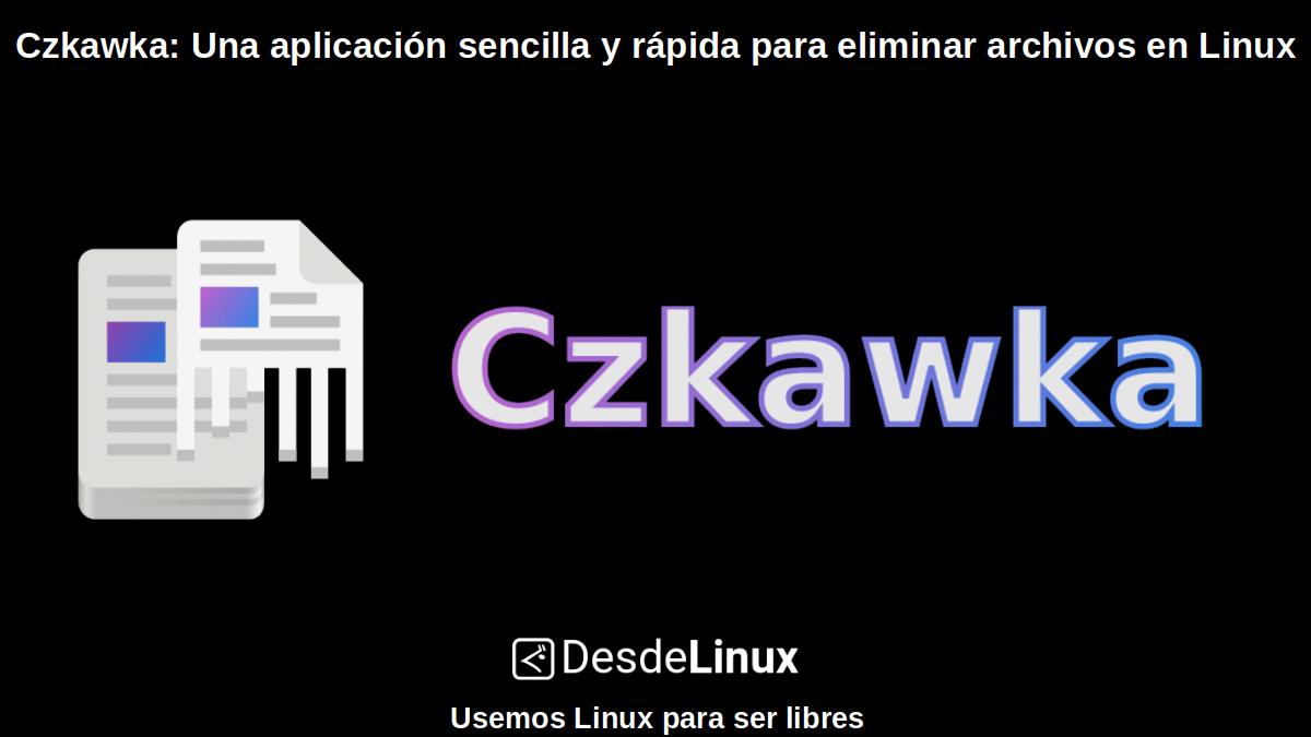 Czkawka: App alternativa eficiente a FSlint y FDupes