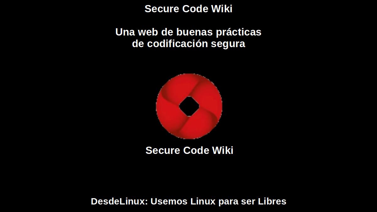 Secure Code Wiki: Una web de buenas prácticas de codificación segura