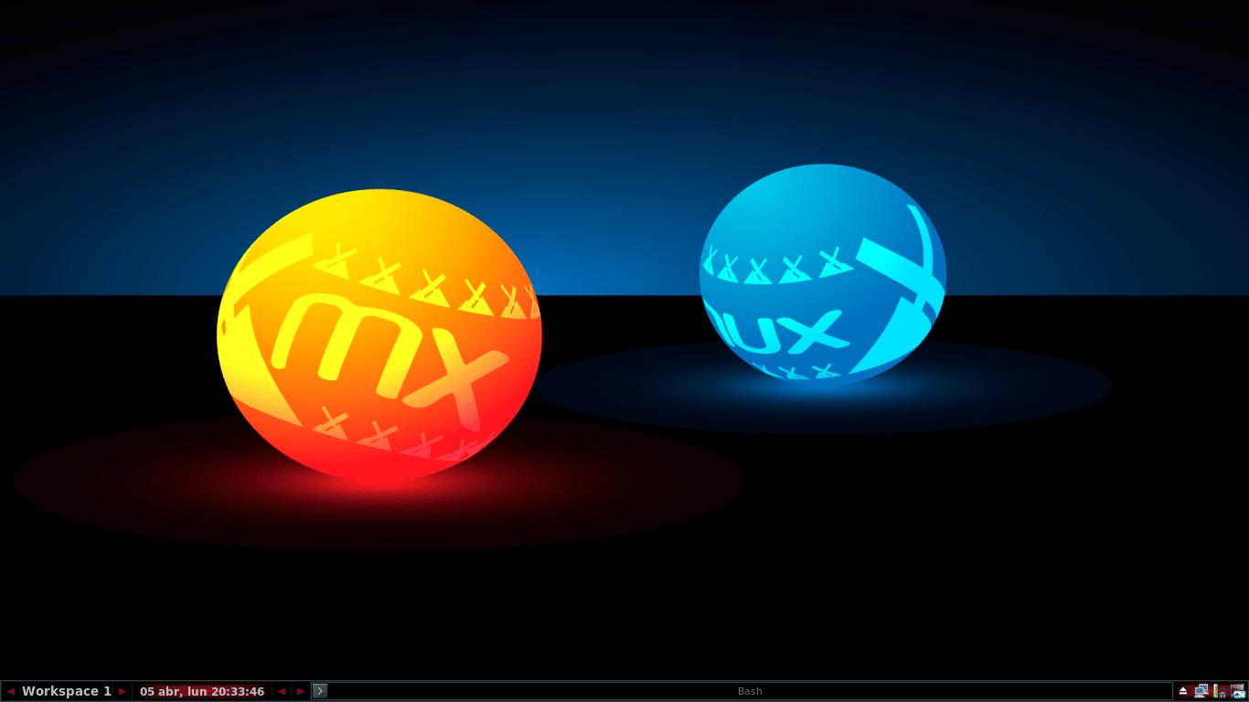 MilagrOS GNU/Linux 2.3 (3DE4) Ultimate con FluxBox