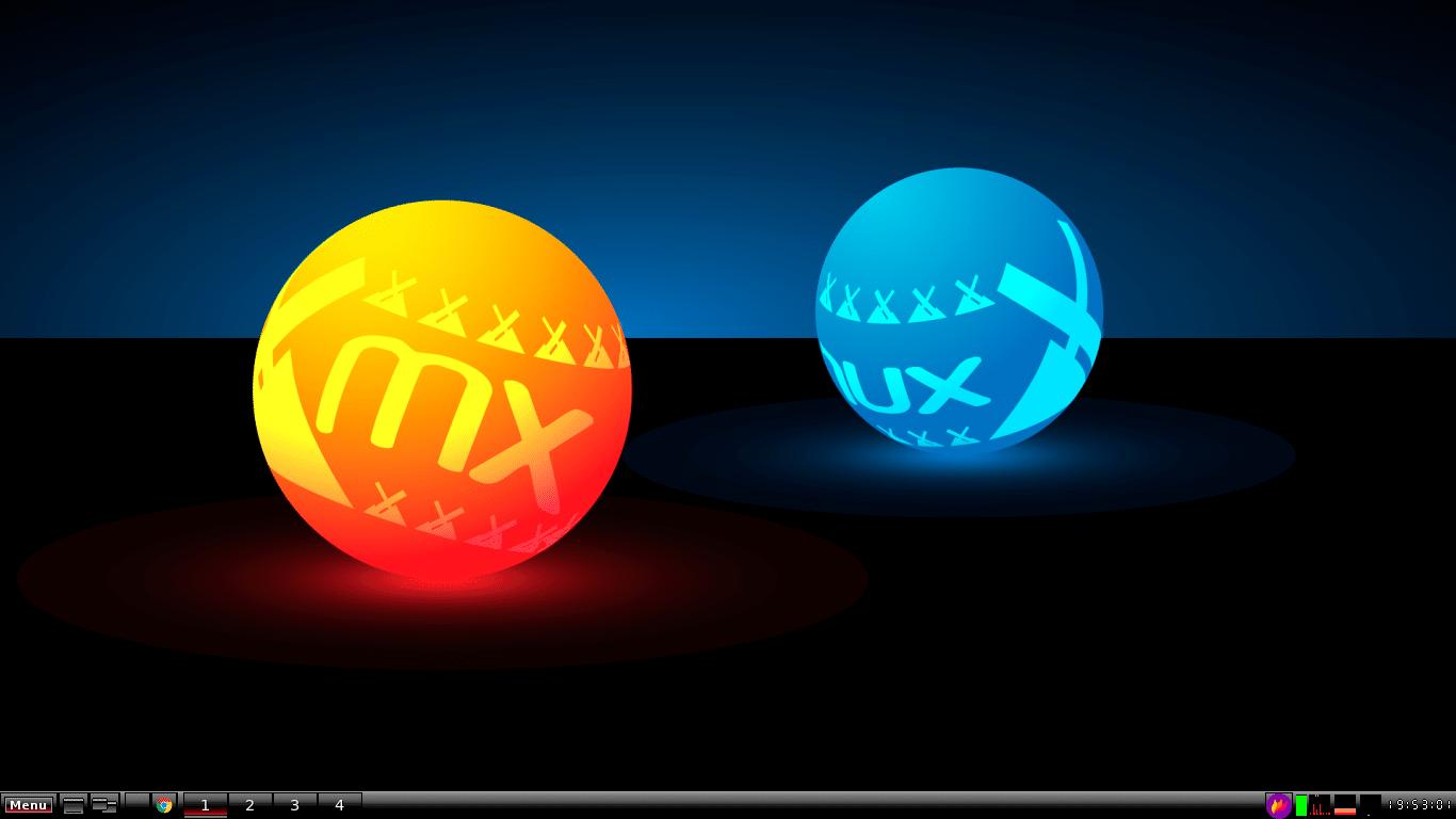 MilagrOS GNU/Linux 2.3 (3DE4) Ultimate con IceWM